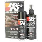 K&N Cleaning Kit, Oil & Cleaner