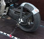 Acebikes Wheel Chock Tyre Fix