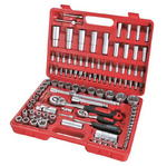 Rothewald Socket Wrench Set, 108-Piece