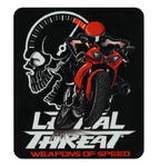 Speed of Weapon Sticker, 1 ks