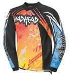 Madhead SK-2 Shirt Orange/Blue