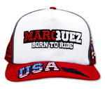 Marc Marquez pánská kšiltovka červená
