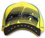 Valentino Rossi VR46 pánská kšiltovka žlutá