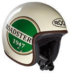 Roof Roadster Liberty cream/green