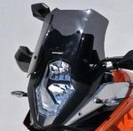 Ermax Sport plexi  - KTM Adventure 1190 (2013-2015), 1050 (2015)