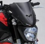 Ermax Sport plexi větrný štítek 27cm - Yamaha MT-07 2014-2015