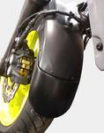 Ermax prodloužení předního blatníku - Yamaha MT-07 2014-2015