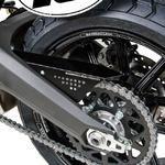 Barracuda hliníkový kryt řetězu - Ducati Scrambler 2015