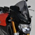 Ermax plexi větrný štítek 33cm - Yamaha MT-09 2013-2016
