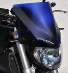 Ermax Sport plexi větrný štítek 25cm - Yamaha MT-09 2013-2016