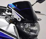 Ermax přední maska s plexi 33cm - Yamaha MT-09 2013-2016