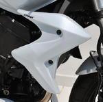 Ermax kryty chladiče - Honda CB600F Hornet 2011-2013