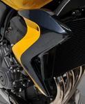 Ermax kryty chladiče dvoubarevné - Honda CB600F Hornet 2011-2013