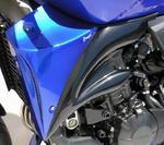 Ermax kryty chladiče dvoubarevné - Honda CB600F Hornet 2007-2010
