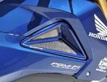Ermax boční kryty s mřížkou - Honda MSX 125 2013-2016