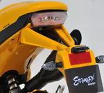 Ermax plastový držák SPZ - Honda MSX 125 2013-2016