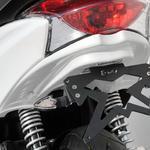 Ermax podsedlový plast - Honda PCX 125 2010-2013 bez laku