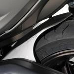 Ermax Evo zadní blatník - Yamaha TMax 530 2012-2016, 2012/2015 satin grey (sonnic grey/MDNM1 )