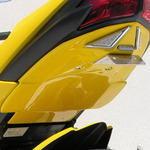 Ermax podsedlový plast - Yamaha FZ1 N/Fazer/GT 2006-2015, bez laku