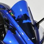 Ermax Aeromax plexi 40cm - Yamaha YZF-R125 2008-2014 modré
