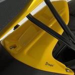 Ermax zadní blatník - Yamaha YZF-R125 2008-2014 bez laku