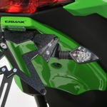Ermax podsedlový plast - Kawasaki Ninja 300 2013-2016 bez laku