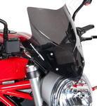 Barracuda Aerosport plexi štít - Ducati Monster 821/1200/S 2014-2016