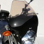 Ermax Mini Fazmax plexi větrný štítek 30cm - Yamaha FZ6 2004-2008 hnědé