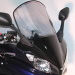 Ermax turistické plexi +10cm - Yamaha FZ6 Fazer 2004-2008 čiré