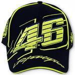 Valentino Rossi VR46 kšiltovka černá