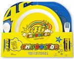 Valentino Rossi VR46 dětská jídelní souprava