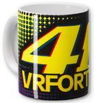 Valentino Rossi VR46 hrnek keramický