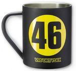 Valentino Rossi VR46 hrnek kovový