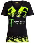 Valentino Rossi VR46 Monster Monza dámské triko