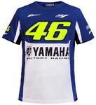 Valentino Rossi VR46 Yamaha pánské triko S