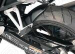Barracuda zadní blatník s krytem řetězu - Honda CB500X 2016