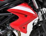 Ermax kryty chladiče - Suzuki SV650 2016