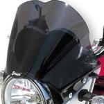 Ermax plexi větrný štítek 24cm - Suzuki Bandit 650/1250 2005-2009, černé kouřové