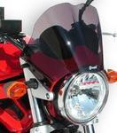 Ermax plexi větrný štítek 24cm - Suzuki Bandit 650/1250 2005-2009