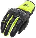 Acerbis Carbon G 3.0 Gloves - fluo yellow/black, S