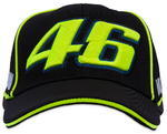 Valentino Rossi VR46 kšiltovka - černá