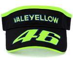 Valentino Rossi VR46 kšilt proti slunci