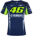 Valentino Rossi VR46 Yamaha triko dámské