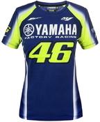 Valentino Rossi VR46 dámské triko - edice Yamaha
