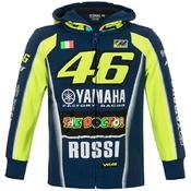 Valentino Rossi VR46 dětská mikina - edice Yamaha