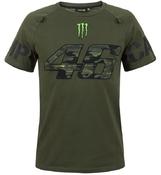 Valentino Rossi VR46 pánské triko - edice Monster Camp