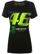 Valentino Rossi VR46 triko dámské - edice Monster