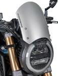 Barracuda Classic hliníkový štítek 18x23cm - Honda CB650R 2019