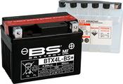 BS Battery BTX4L-BS (YTX4L-BS)