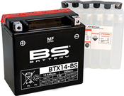 BS Battery BTX14-BS (YTX14-BS)